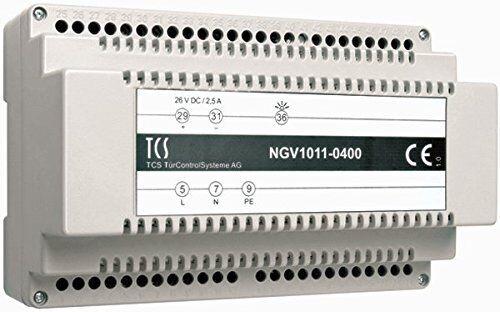 TCS NGV1011-0400 Tür Control Netzteil 26V 2,5A- Neu  | Geeignet für Farbe