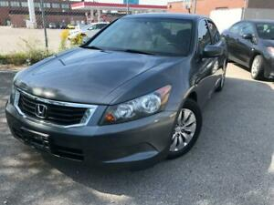 2008 Honda Accord AUTO,4DOORS,SAFETY INCLUDED,NO ACCIDENT