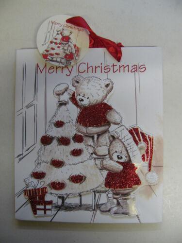 Gift Bags Christmas Merry Various Santa Micky Mouse Minnie  Cute Giftbags Xmas