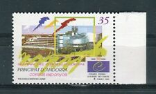 Andorra Spagnola 1999 cinquantenario del consiglio d'Europa MNH