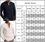 Indexbild 3 - Herren Stehkragenhemd Freizeithemden Langarm Hemden Shirt Lose Henley T-Shirt