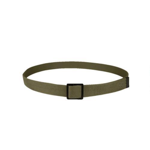 "5ive Star Gear 4133000 Olive Drab Green 44/"" Web Belt Open Face Buckle"