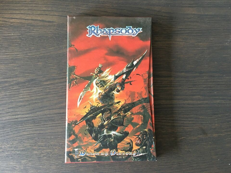 Rhapsody: Rhapsody Dawn of Victory Limited Edition 2CD