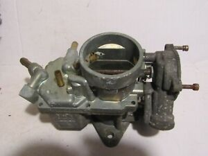 1971-71-FORD-PINTO-CARBURATOR-FACTORY-REMANUFACTURED