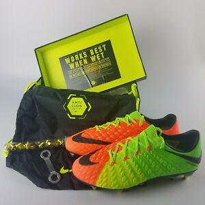 Nike Hypervenom Phantom III 3 SG Pro AG Soccer Cleats Men s Size 8 ... 97861005ab37