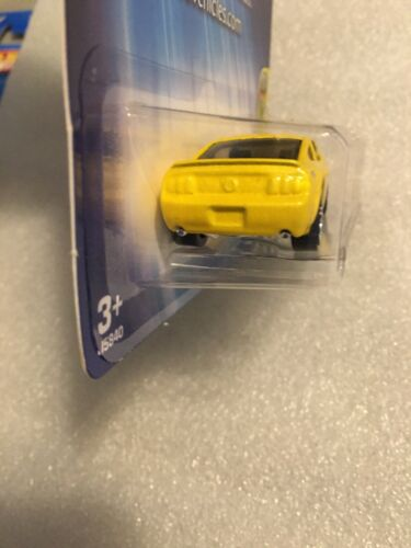 2005 Ford Mustang GT 2005 Hot Wheels First Editions DEALER Promotion Yellow B47