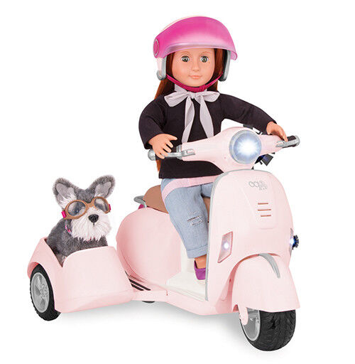 Our Generation Generation Generation - Motorroller mit Seitenwagen 9d5a6f