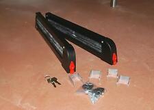 Rover Landrover Skiträger Anbausatz mit Montagematerial u. Schlüssel Z509