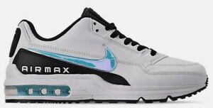 Details about Nike Air Max LTD 3 White Black CI5875 100 Men Running Shoes 100%AUTHENTIC USA