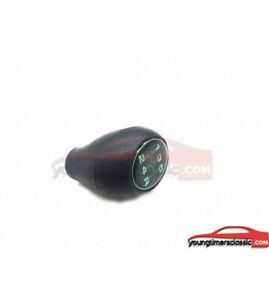 Pommeau-PEUGEOT-205-GTI-tous-modele-aux-choix-Pommeau-pastille-lisse-Verte-GRI