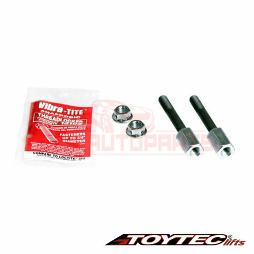 Shock Extenders for Toyota Tacoma 2005-2019 10mm x 1.25 thread