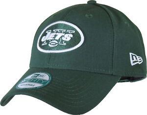 53023a17 New York Jets New Era 940 NFL The League Adjustable Cap