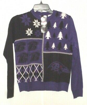 FOCO Mens Busy Block Ugly Sweater