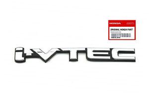Image Is Loading Honda I VTEC SIDE EMBLEM BADGE CRV CR