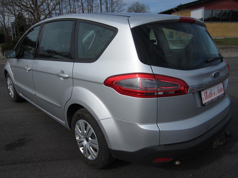 Brugt Ford S-MAX TDCi 140 Trend aut. i Solrød og omegn