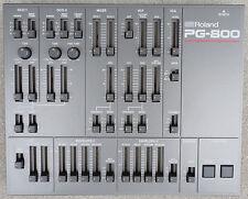Roland PG-800 Programmer - MKS-70 - JX-8P - JX-10