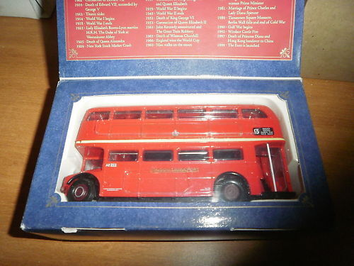 RARE CORGI QUEEN MOTHER'S CENTURY TRAM TRAM TRAM MINT - W3 79fb91