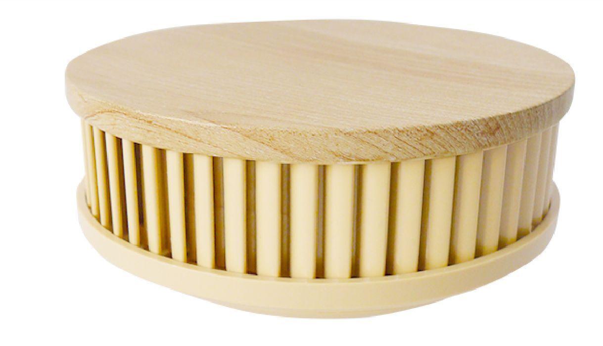 Pyrexx px-1 bois aspect clair fumée warnmelder détecteurs de fumée incendie détecteur