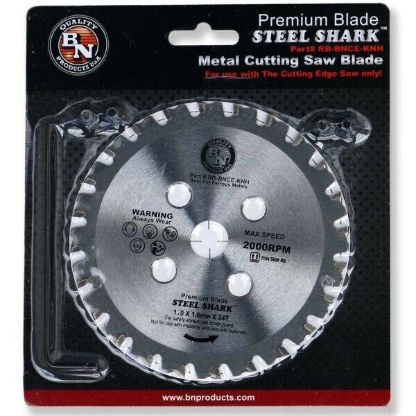 BN Products Rb-bnce-knh 1 Replacement Blade Silver 2day Delivery for sale online