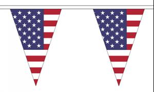 Large 54 Flags Belgium 20M Triangle Flag Bunting Triangular