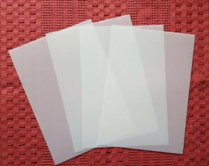 50-Stueck-A5-Mylarfolie-Schablonen-Rohlinge-Plotterfolie-Stencil-Airbrush-Folie