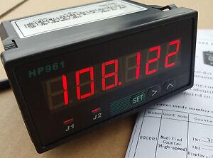 6-Digital-LED-Counter-Grating-Encoder-Display-Meter-AC-DC-110V-120V-220V-230V
