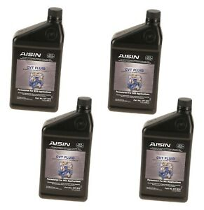 Details about 4 Quarts NS-3 Continuously Variable Trans CVT Fluid Aisin for  Nissan Infiniti