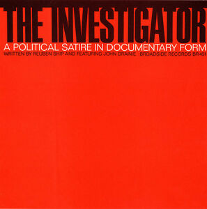 Investigator-A-Political-Satire-In-Documentary-Fo-2009-CD-NEUF-CD-R