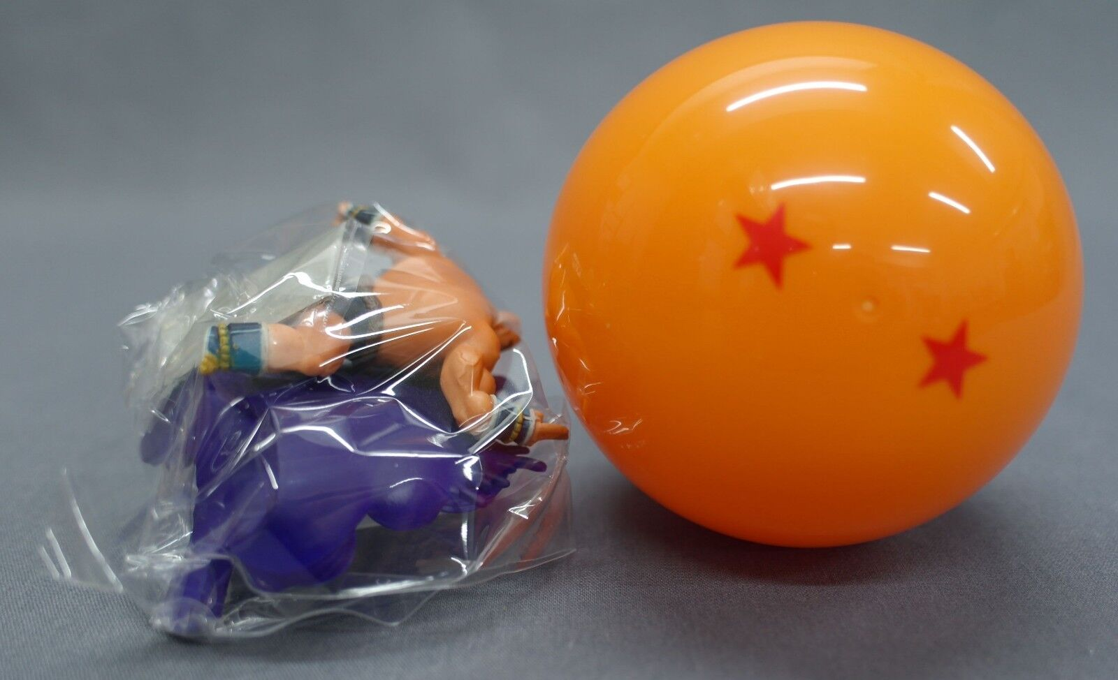 Dragon Ball Z Capsule Neo Strongest Soldier Nappa MegaHouse B99