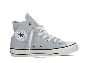 8114870add70 Converse Chuck Taylor All Star Pearl Blue Hi Top Sneakers 135288F