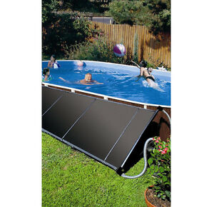 pool solarabsorber 4 50 x 1 20 m made in eu schwimmbad solarheizung solarmatte ebay. Black Bedroom Furniture Sets. Home Design Ideas