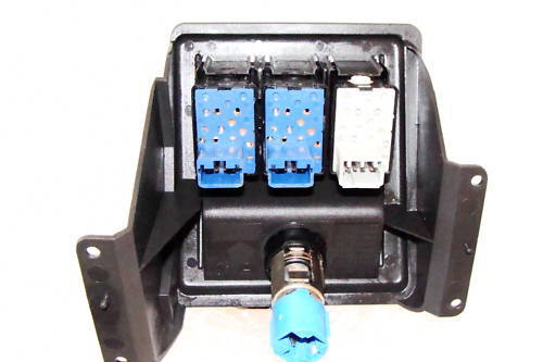 Jeep TJ HORN Switch Air Horn Electric Horn 97-06 NEW ITEM FITS IN STOCK LOCATION