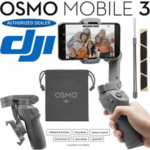 DJI-Osmo-Mobile-3-Gimbal-Stabilizer-for-Smartphones-Lightweight-New-2019-Release