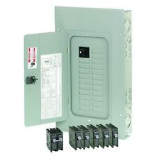 Eaton 100-Amp 20-Space Circuit BR Main-Breaker Box Indoor Home Electrical-Panel
