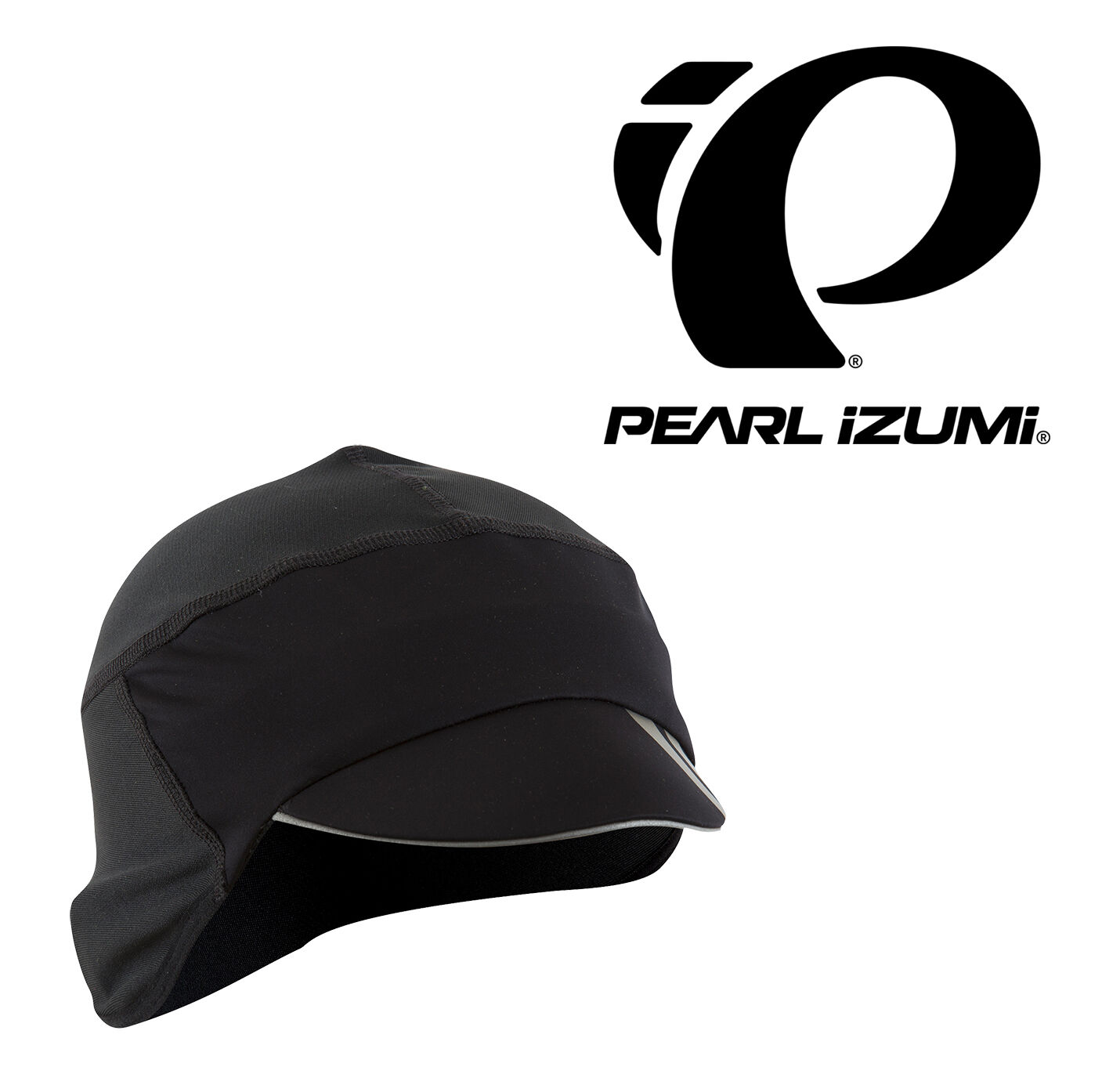 Pearl Izumi Barrier Cycling Cap 14361607 Lightweight Water Resistant Reflect Hat