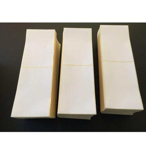 3750 Thermo Etiketten Leporello Gelegt Für Versand UPS DPD DHL Zebra Drucker