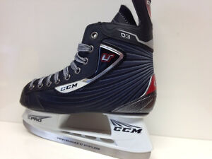 CCM-U-03-Eishockey-Schlittschuhe-Senior-Gr-46-Freizeit-Ice-Skate-Sale