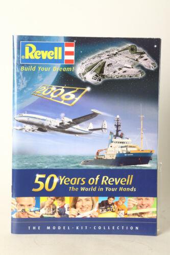 Revell catálogo Fascination 2006 catálogo principal 123228