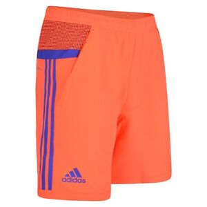 sale retailer 7ef07 ffd86 Details about New Men's Adidas Climacool Training Shorts - Orange - Fitness  Gym Sports Running