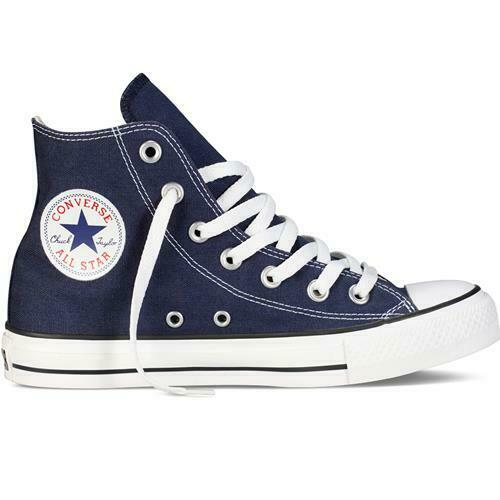 Converse All Star Hi blau SNEAKERS Chucks Gr. 37 5