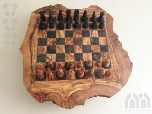 XL Schachfiguren aus Holz