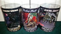 Star Wars Unleashed Tube Exclusive Darth Vader + Boba Fett & General Grievous