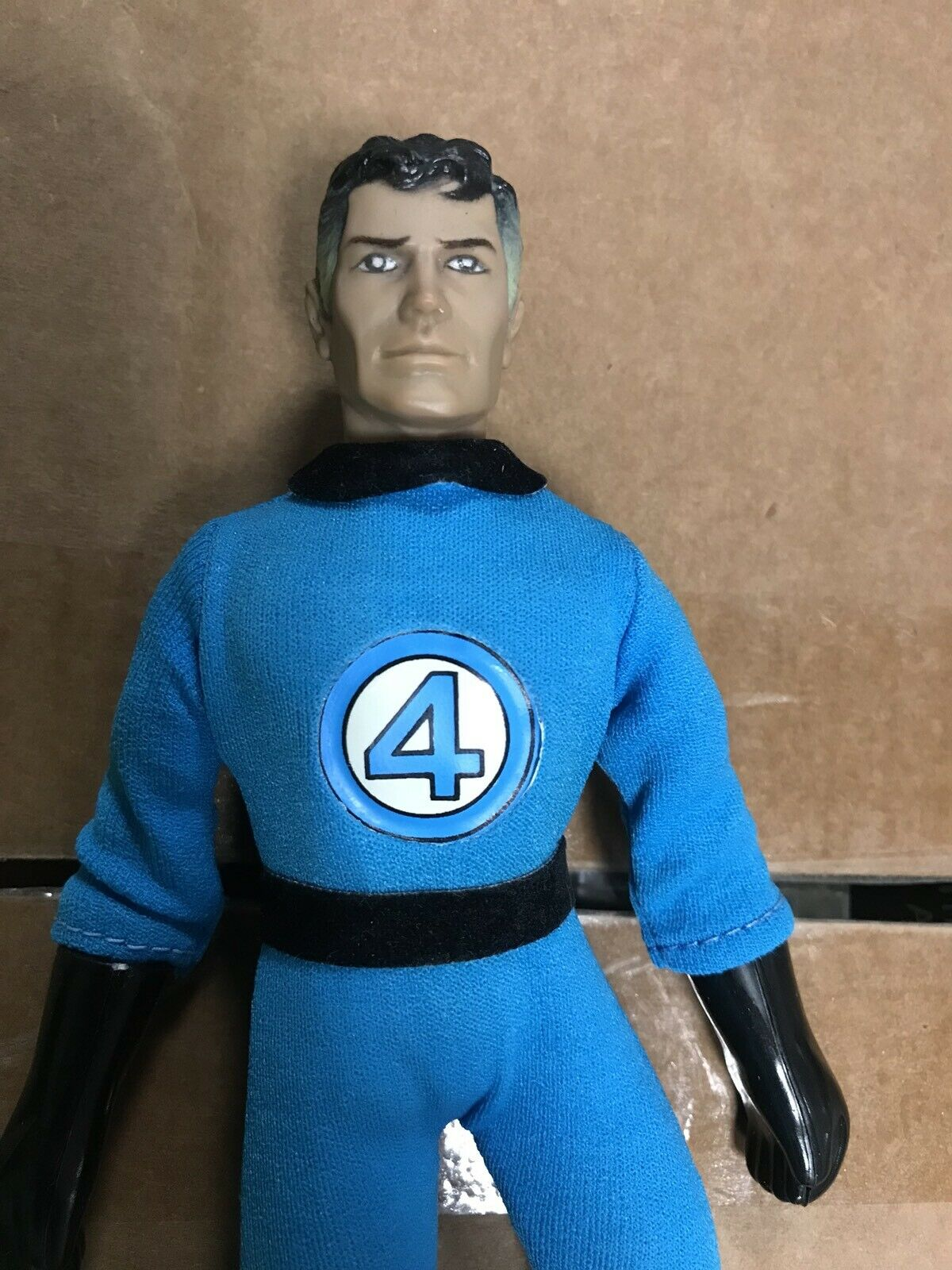 "MEGO Mr. Fantastic 1975 Fantastic Four  8"" Fig.- Beautiful Example -PLEASE READ"
