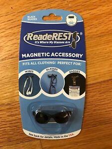 Winged Heart Eyeglass Holder Magnetic Holder For Glasses ReadeREST New