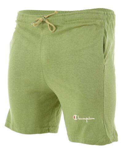 Champion Stretch Waist Short RN26094-GREEN Workout Gym Shorts Mens Size M