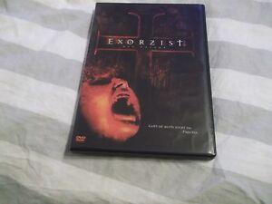 """Exorzist: Der Anfang (2005), Horror, der Anfang von """"der Exorzist"""", DVD, FSK 16"""