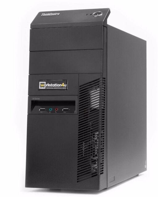 Lenovo PC ThinkCentre M92p Tower Intel Core i5-3570, RAM 2GB, SSD 120GB, W10 Pro