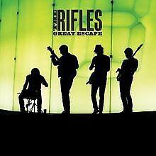Great-Escape-von-Rifles-the-CD-Zustand-gut