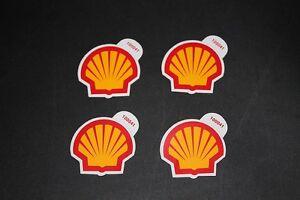 Shell-Adesivo-DUCATI-KTM-CAGIVA-MITO-FERRARI-decalcomania-bapperl-ADHESIVO-LOGO
