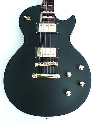 Tao Custom Classic Black Matt Guitar. Last One!